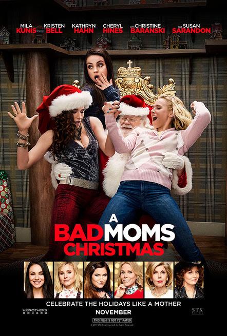 2/7 - Bad Moms 2 - Mamme molto più cattive