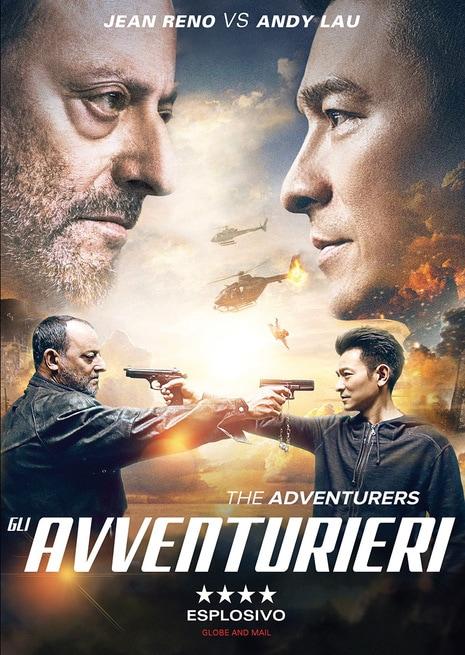 The Adventurers - Gli avventurieri (2017) .mp4 BrRip X264 AAC - ITA
