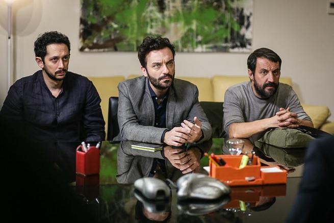 Walter Leonardi, Massimiliano Loizzi, Marco Ripoldi