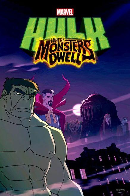 2/7 - Marvel's Hulk: Nella terra dei mostri