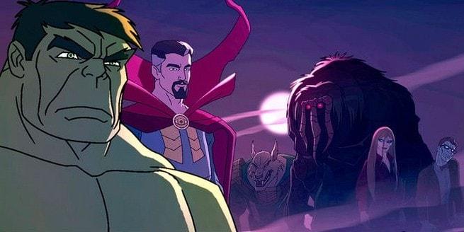 1/7 - Marvel's Hulk: Nella terra dei mostri