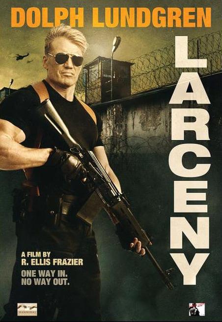 Larceny (2017) .mp4 DVDRip X264 AAC - ITA