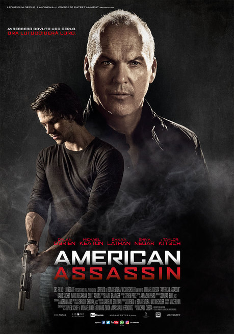 American Assassin (2017) .mp4 BrRip AAC - ITA