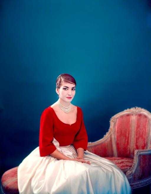 1/7 - Maria by Callas