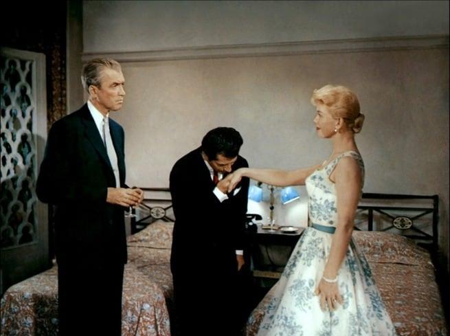 James Stewart, Doris Day