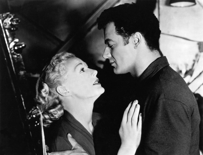 Betty Hutton, Cornel Wilde