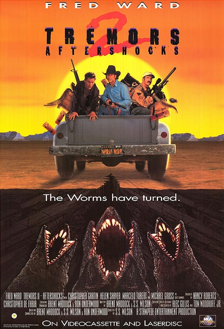 0/0 - Tremors 2. Aftershocks