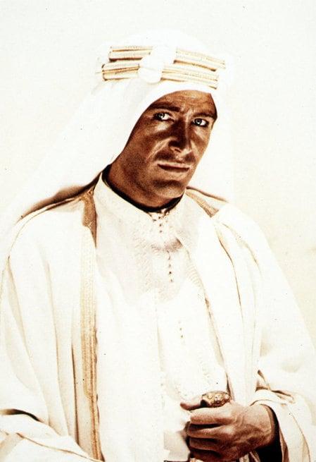 2/7 - Lawrence d'Arabia