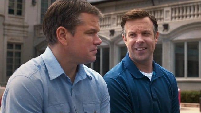 Matt Damon, Jason Sudeikis