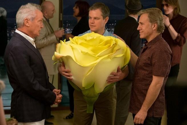 Udo Kier, Matt Damon, Christoph Waltz