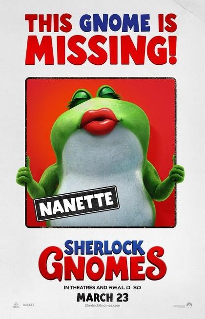 2/4 - Gnomeo & Giulietta: Sherlock Gnomo