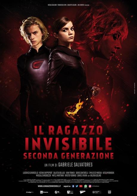 Il ragazzo invisibile seconda generazione 2018 for Il tuo ex non muore mai trailer ita