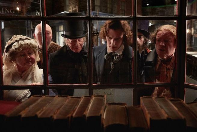 2/2 - Dickens - L'uomo che inventò il Natale