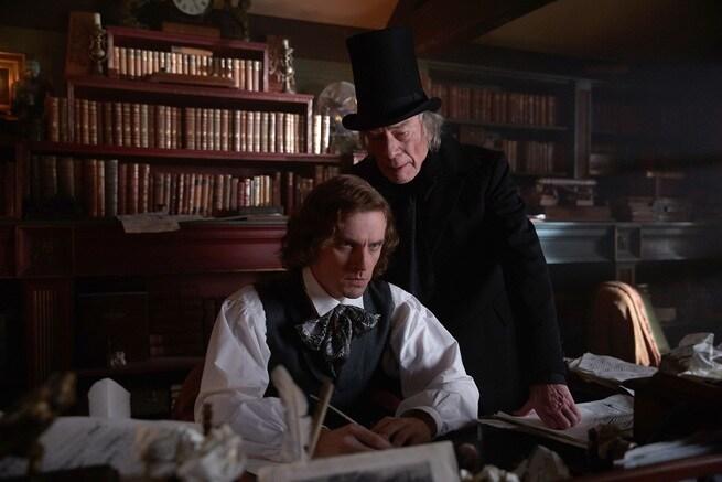 1/2 - Dickens - L'uomo che inventò il Natale
