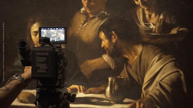 2/6 - Caravaggio - L'anima e il sangue