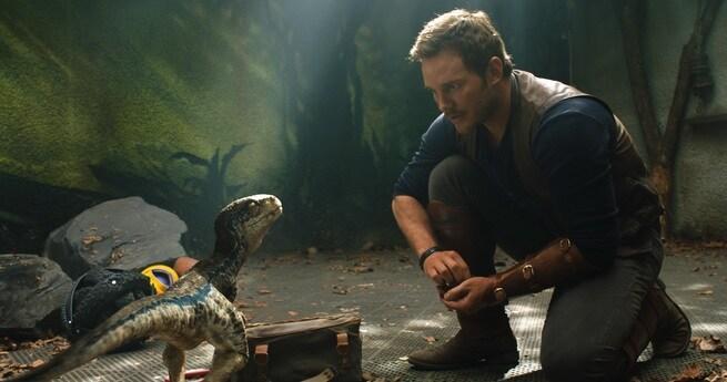 2/3 - Jurassic World: Il regno distrutto