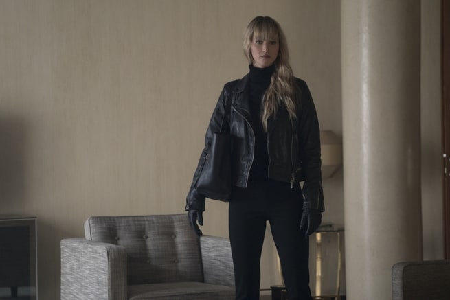 1/1 - Red Sparrow