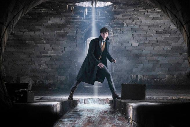 1/0 - Animali fantastici: I crimini di Grindelwald