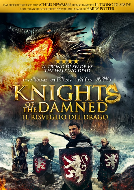 Knights of the Damned - Il risveglio del drago (2017) .mp4 DVDRip X264 AAC - ITA
