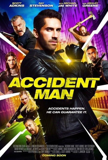 0/4 - Accident Man