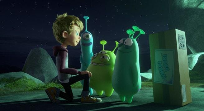 2/2 - Luis e gli alieni