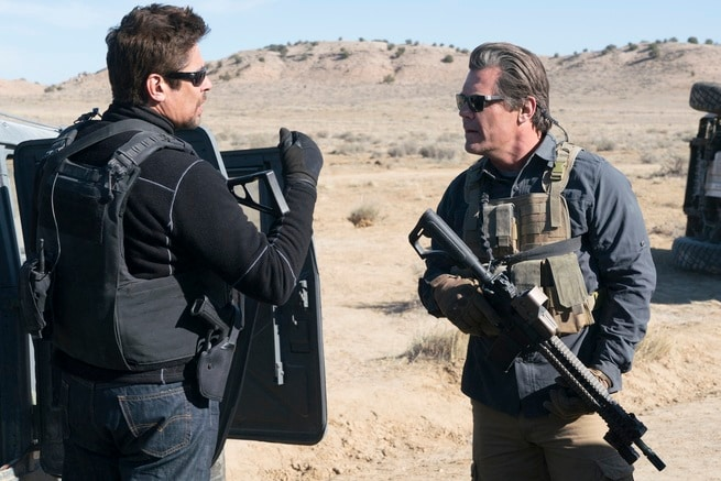 Josh Brolin, Benicio Del Toro
