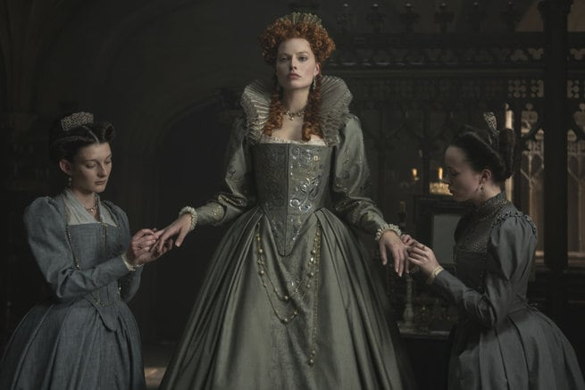 1/0 - Mary Queen of Scots