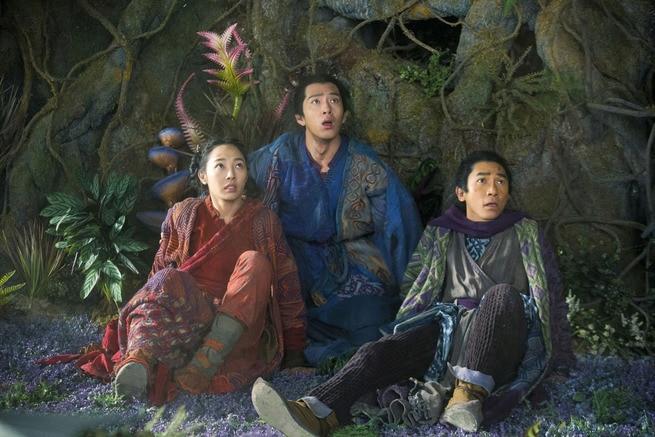 Baihe Bai, Boran Jing, Tony Leung Chiu Wai