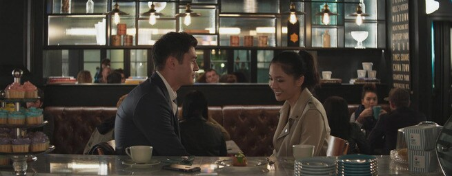 Constance Wu, Henry Golding