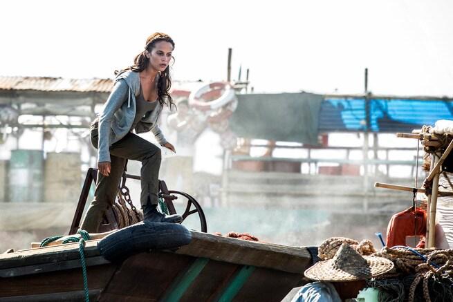 1/0 - Tomb Raider