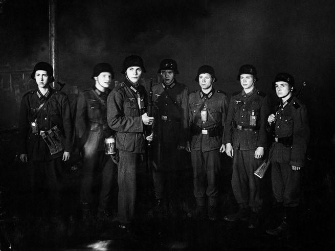 Fritz Wepper, Michael Hinz, Folker Bohnet, Frank Glaubrecht