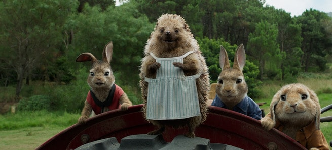 1/4 - Peter Rabbit