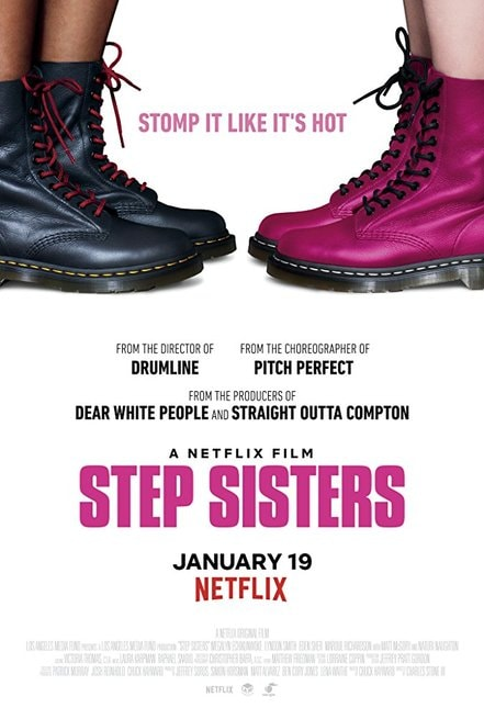 Step Sisters (2018) .mp4 WEBRip X264 AAC - ITA