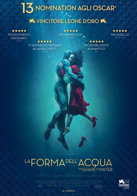 La forma dell'acqua (2017) .mp4 BrRip AAC - ITA