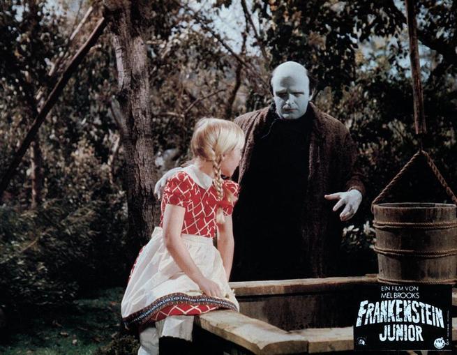 2/7 - Frankenstein junior