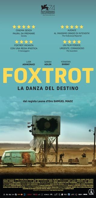 1/0 - Foxtrot - La danza del destino