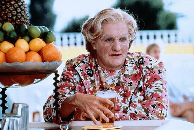 2/7 - Mrs. Doubtfire