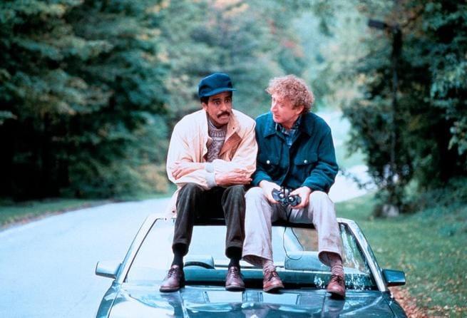Gene Wilder, Richard Pryor