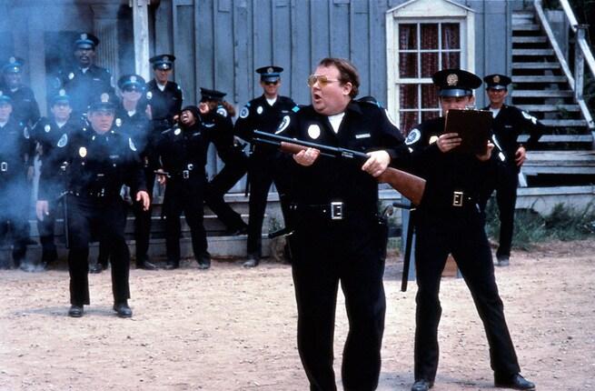 2/7 - Scuola di polizia