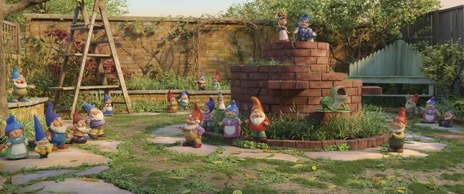 2/7 - Gnomeo & Giulietta: Sherlock Gnomo