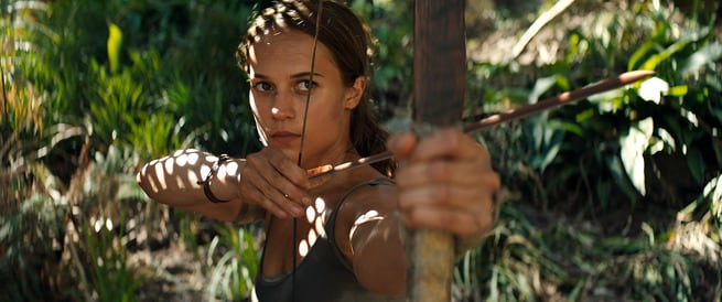 2/7 - Tomb Raider