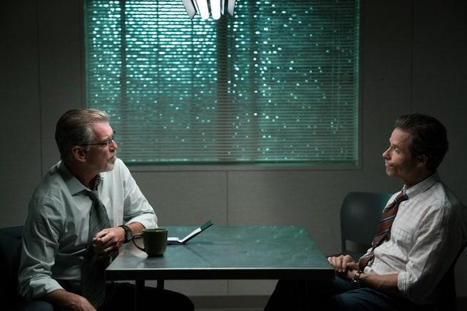 Guy Pearce, Pierce Brosnan