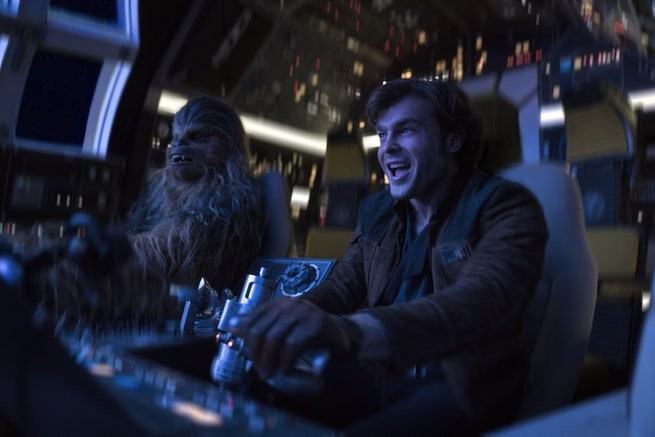 0/7 - Solo - A Star Wars Story