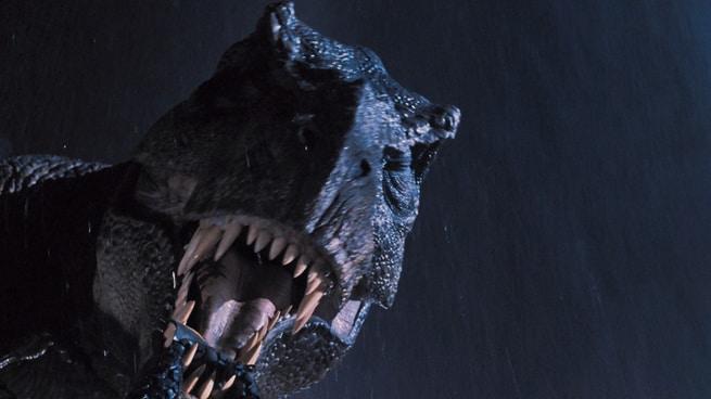 2/7 - Jurassic Park