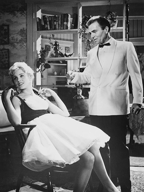 Sue Lyon, James Mason