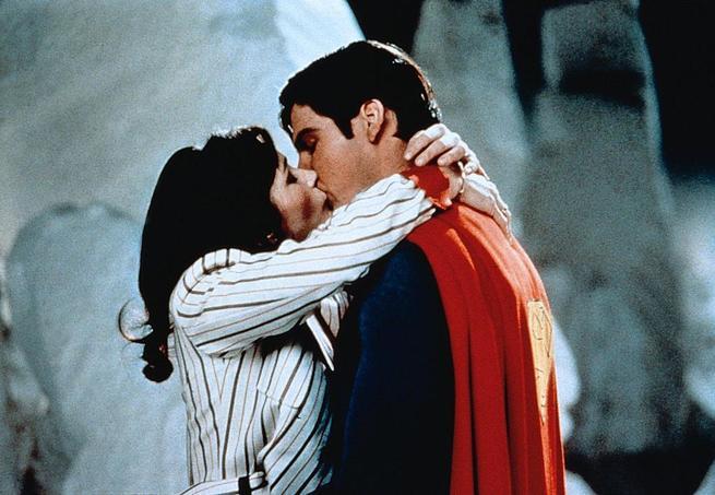 Christopher Reeve, Margot Kidder
