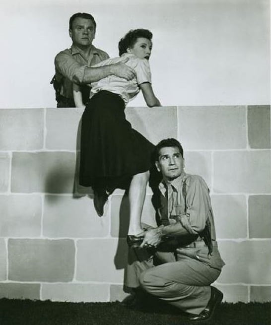 James Cagney, Annabella, Richard Conte