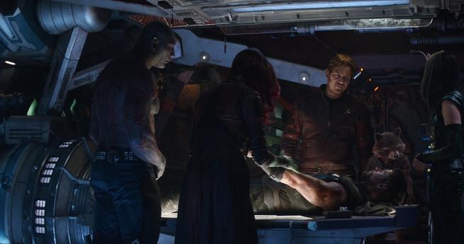1/7 - Avengers: Infinity War
