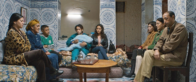 Maha Alemi, Sarah Perles, Nadia Niazi, Faouzi Bensaïdi