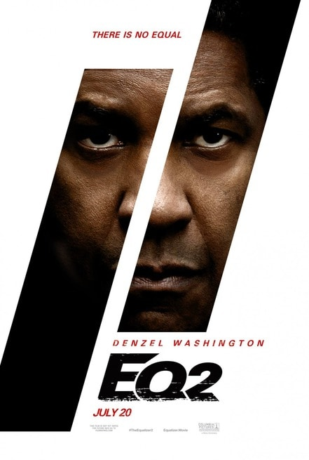 0/2 - The Equalizer 2 - Senza perdono
